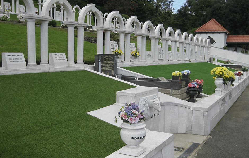 Aberfan Cemetery – Aberfan Disaster Memorials