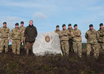 Royal Marines Boulder