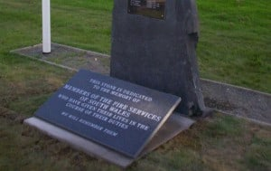 South Wales Fire Service Memorial