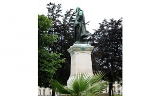 John Cory Monument Restoration