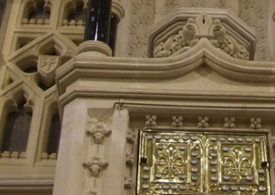 Restoration of Altar – Our Lady & St Patrick Church, Maesteg
