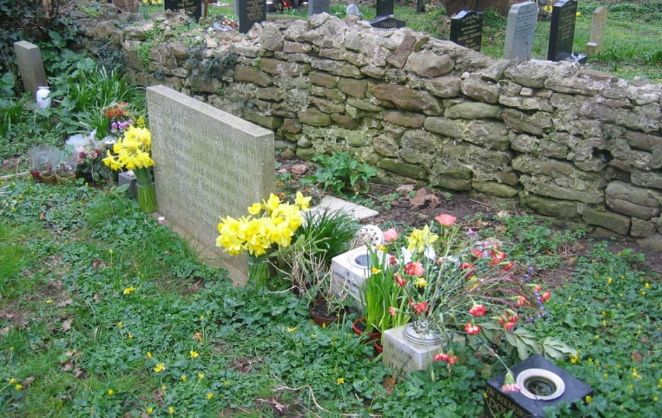 Sully Churchyard New Cremated Remains Section