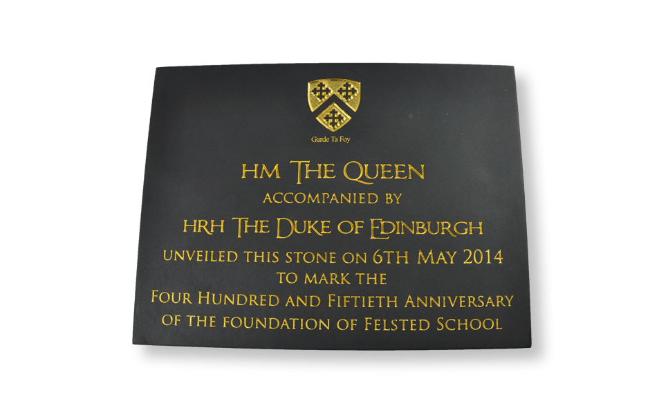 Falsted School Commemorative Plaque