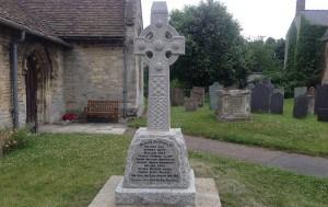 South Witham Memorial Restoration