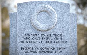Llanelli Memorial Monument